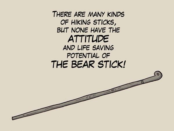 The Bear Stick